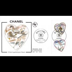 FDC JF - Coeurs Chanel -...