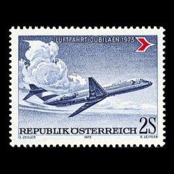Timbre d'Autriche n° 1242...
