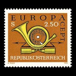 Timbre d'Autriche n° 1244...