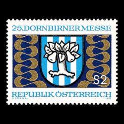 Timbre d'Autriche n° 1246...