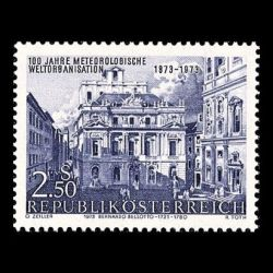Timbre d'Autriche n° 1252...