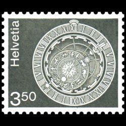 Timbre de Suisse N° 1091...