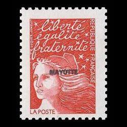 Timbre de Mayotte n° 49...