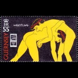 Timbre de Guernesey n° 716...
