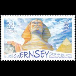 Timbre de Guernesey n° 1099...