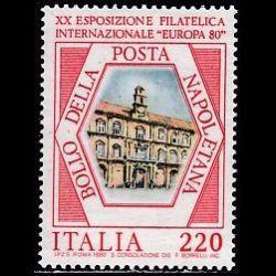 Timbre d'Italie N° 1417...