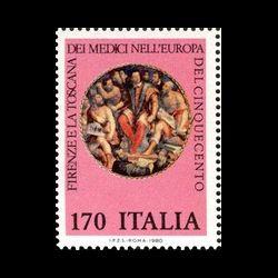 Timbre d'Italie N° 1430...