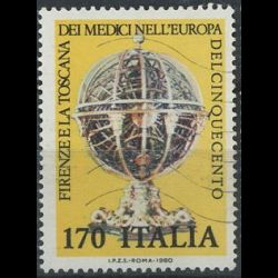 Timbre d'Italie N° 1431...