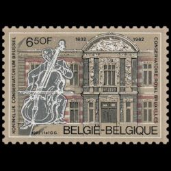 Timbre de Belgique n° 2034...