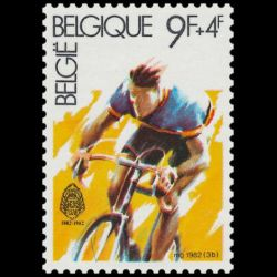 Timbre de Belgique n° 2040...