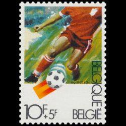 Timbre de Belgique n° 2041...