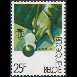 Timbre de Belgique n° 2043...