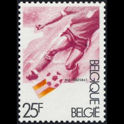Timbre de Belgique n° 2045...