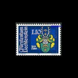Timbre du Liechtenstein n°...