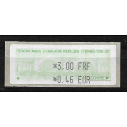 LISA 0,46 € - FFAP - 74e...
