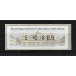 LISA 0,48 € - FFAP - 79e...
