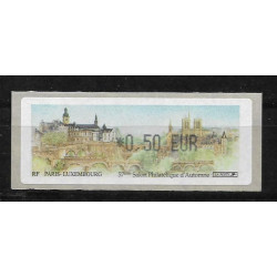 LISA 0,50 € - Paris -...