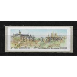 LISA 0,75 € - Paris -...
