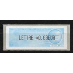 LISA 0,69 € - 3ème biennale...