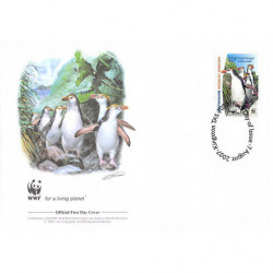 FDC WWF - AAT (Mi 169) - Le...