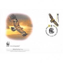 FDC WWF - Géorgie (Mi 527)...