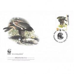 FDC WWF - Géorgie (Mi 529)...