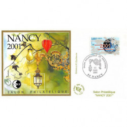 FDC CNEP n° 33 - NANCY 2001