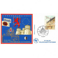 FDC CNEP n° 39 - Luxembourg...