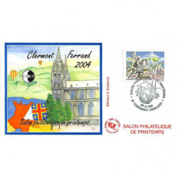 FDC CNEP n° 40 - CLERMONT...